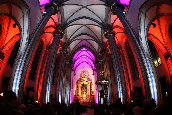 Bunte Kirche: Start am Reformationstag