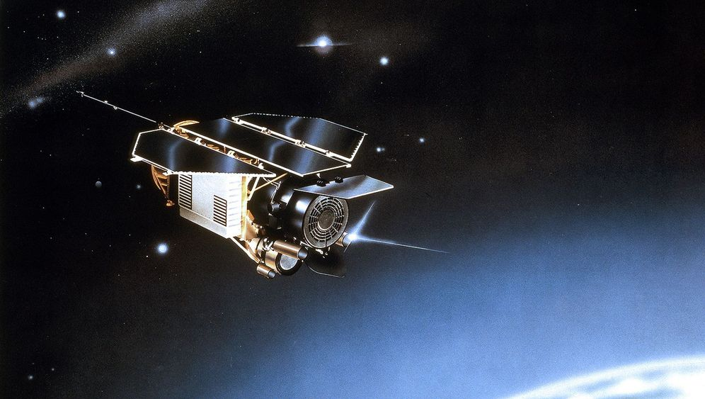 """Satellit auf Crash-Kurs: """"Rosat"""" stürzt bald auf die Erde"""