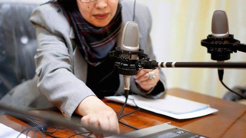 Moderatorin Wahaschi in Bengasi: Gedient, bis der Frühling kam