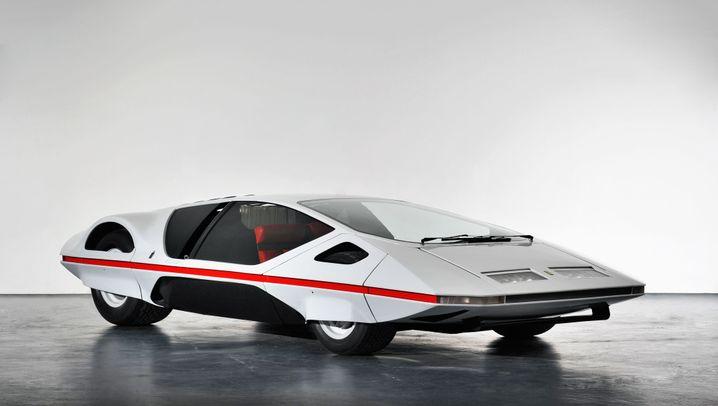 Ferrari Modulo: Der Traumwagen von der Resterampe