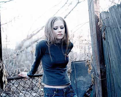 Mädchen-Vorbild Lavigne: Weltweite Identifikationsfigur