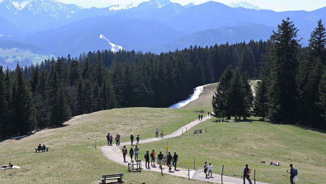 Corona: Tourismus soll in Bayern ab 21. Mai wieder möglich sein