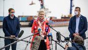 Schwesig dringt auf Bekenntnis des Bundes zu Nord Stream 2
