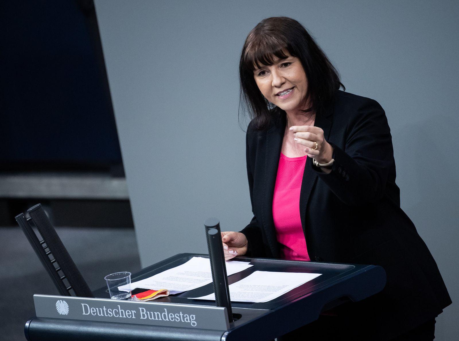 Hessische Bundestagsabgeordnete Joana Cotar