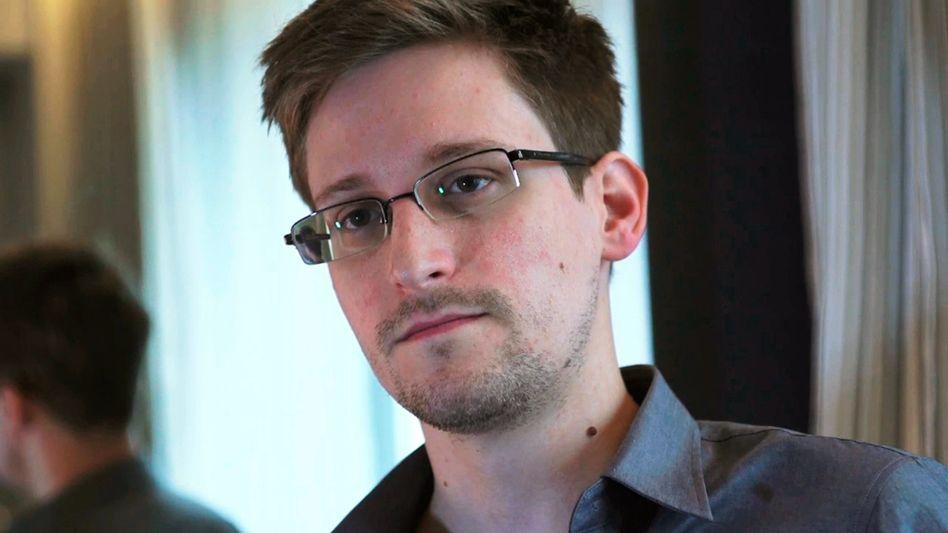 NSA-Informant Snowden: Russland lässt den Whistleblower im Land
