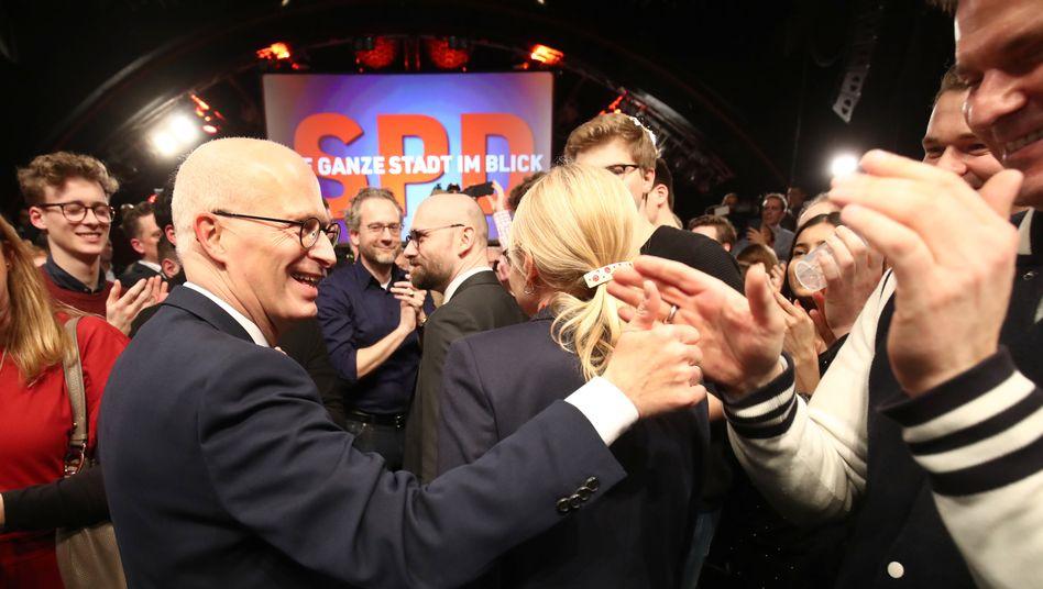 Prognose zur Bürgerschaftswahl: SPD klarer Wahlsieger in Hamburg - FDP und AfD müssen zittern