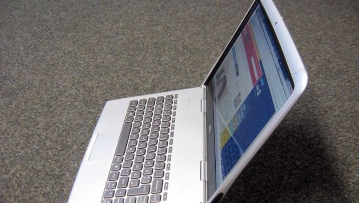 Der dünnste Desktop-PC der Welt: Dell Adamo XPS