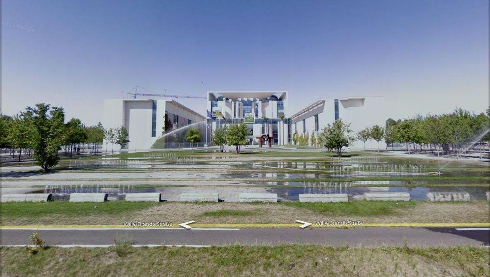 Kleiner Deutschlandstart: So sieht Street View aus