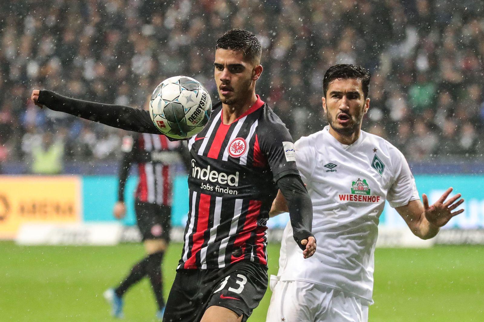 Eintracht gegen Werder