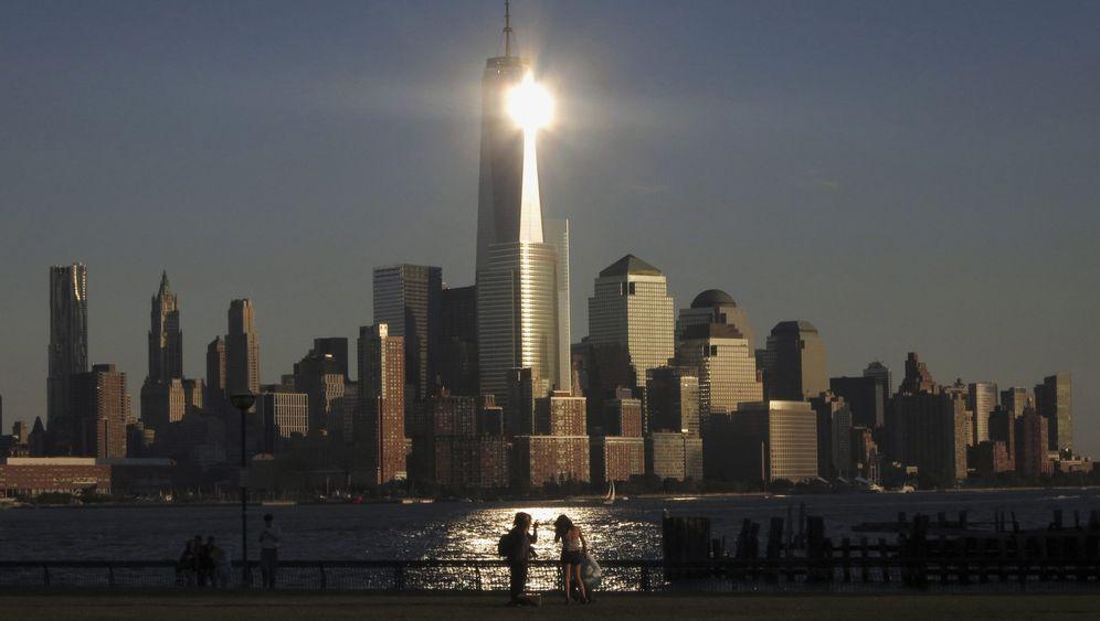 One World Trade Center Halt Die 9 11 Vergangenheit Am Leben Der Spiegel