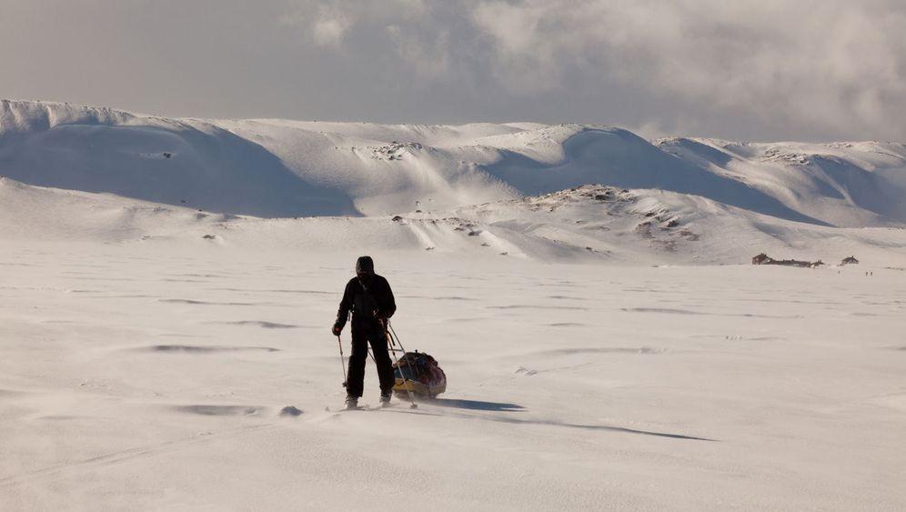 Hardangervidda: Norwegens Eiswüste