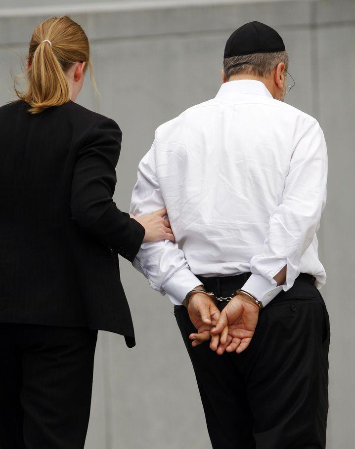 Verdächtiger Rabbiner: Skandal auf hohen Ebenen