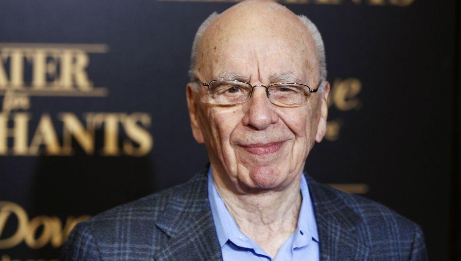 Medienmogul Rupert Murdoch: Pläne für die Königsklasse des Rennsports