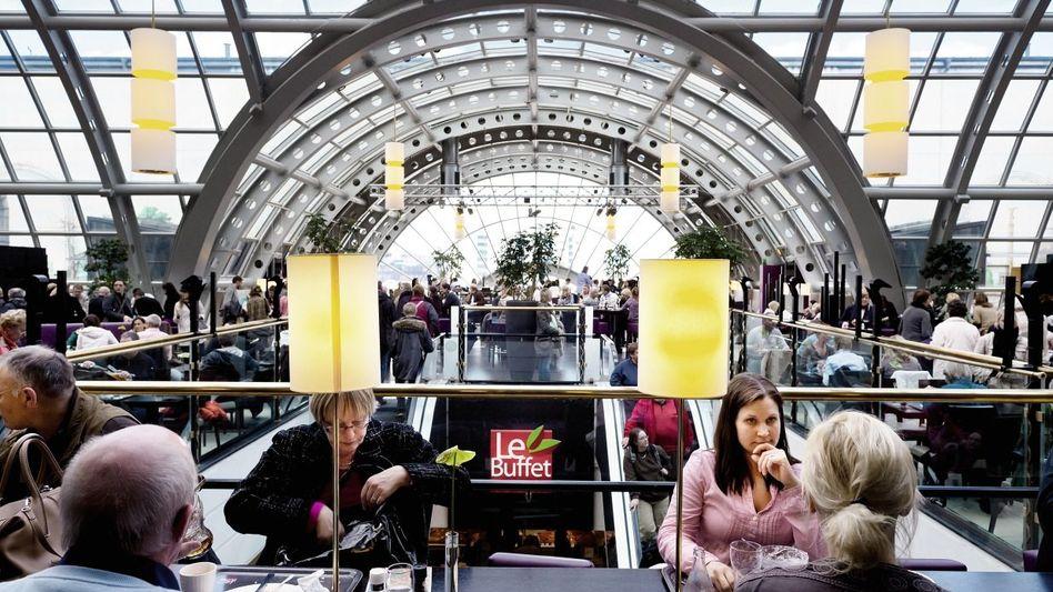 Le-Buffet-Restaurant im KaDeWe Berlin