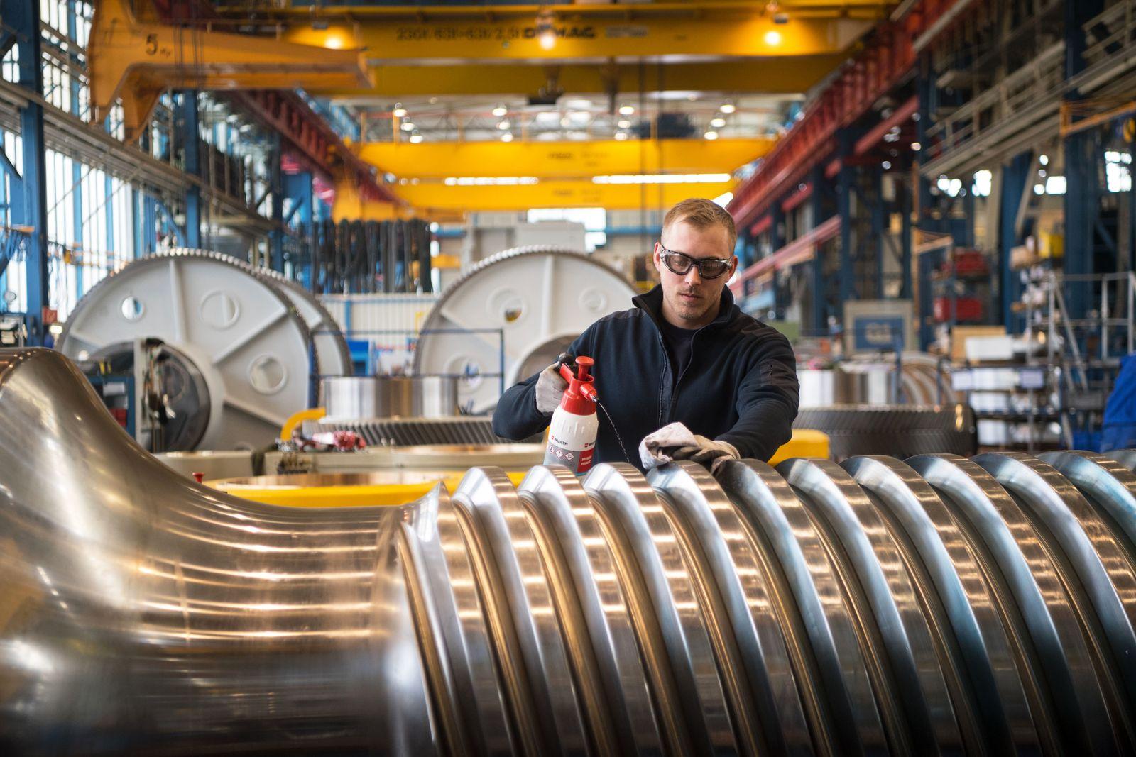 Deutschland / Konjunktur Industrie / Wirtschaft