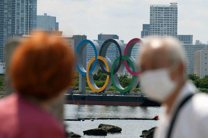 Die Olympischen Ringe