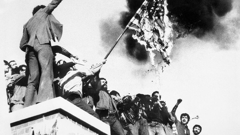 Geiselnahme in Iran 1979: Wie iranische Studenten die USA blamierten