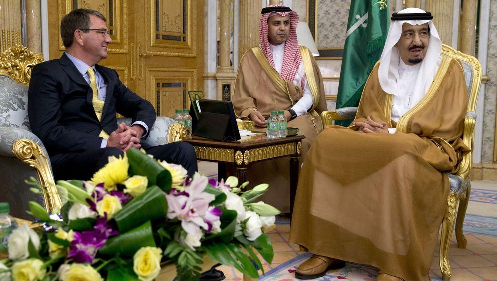 König Salman: Urlauber mit Sonderwünschen