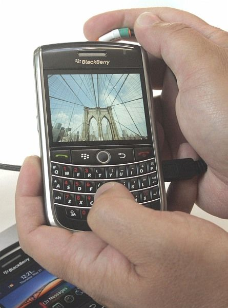 Gadgets like the Blackberry are changing our lives.