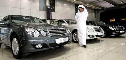 """Mercedes-Handel am Persischen Golf: """"Gute Technik und gute Manager"""""""