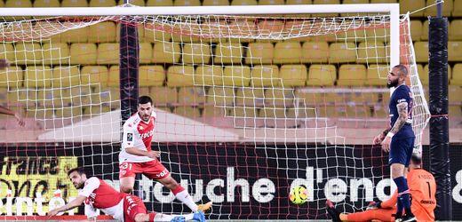 Kevin Volland führt AS Monaco zum Sieg gegen PSG