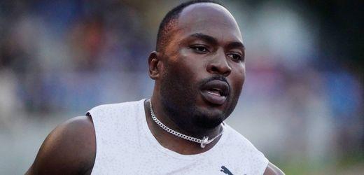 Olympia 2021: Schweizer Sprinter Alex Wilson wieder gesperrt