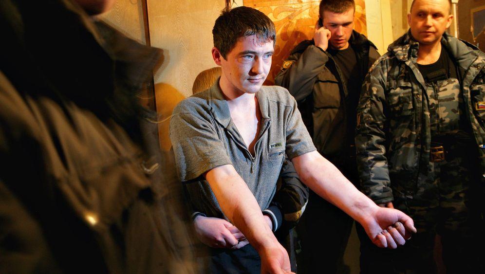 Russische Billigdroge: Voll auf Krokodil