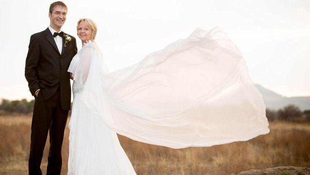 """Hochzeitsfoto von Hannelore Kraft: Das zweite """"Ja"""" nach 20 Jahren"""