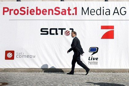 German broadcaster ProSiebenSat.1 has become a plaything of private equity firms.
