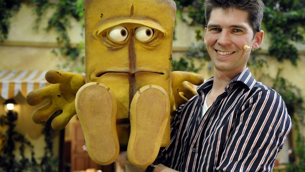 Bernd das Brot: Ein Puppenspieler als Laib-Eigener
