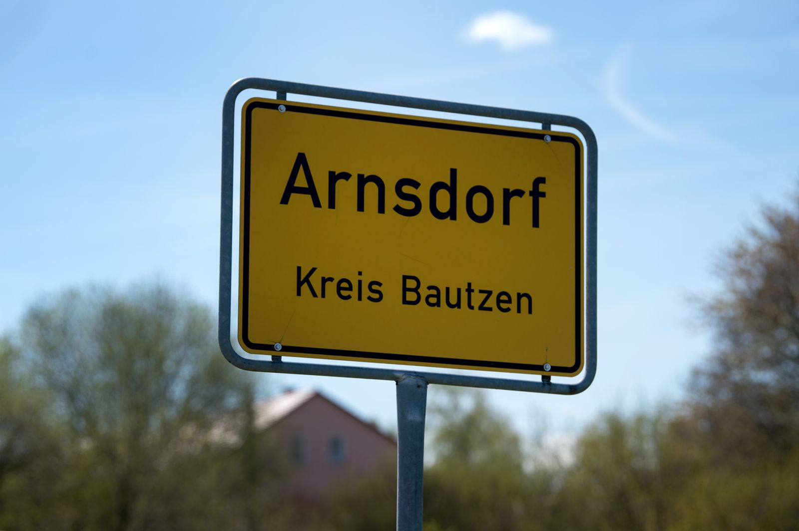 Arnsdorf/ Bautzen/ Sachsen