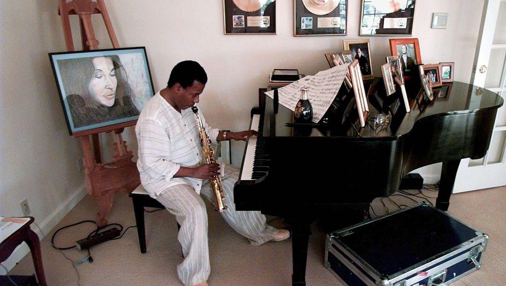 """Saxophonist Wayne Shorter: """"Musik wie eine Lotusblume"""""""