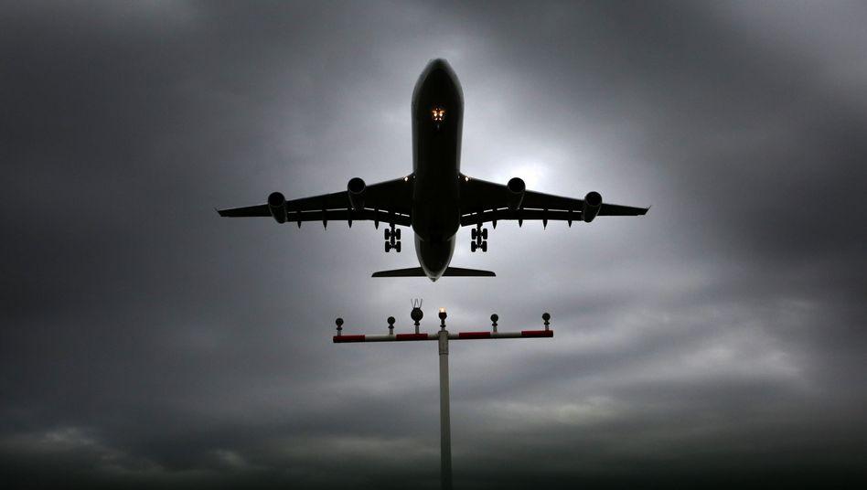 """Lufthansa-Maschine bei der Landung: """"Keine Notwendigkeit"""" für Änderungen"""