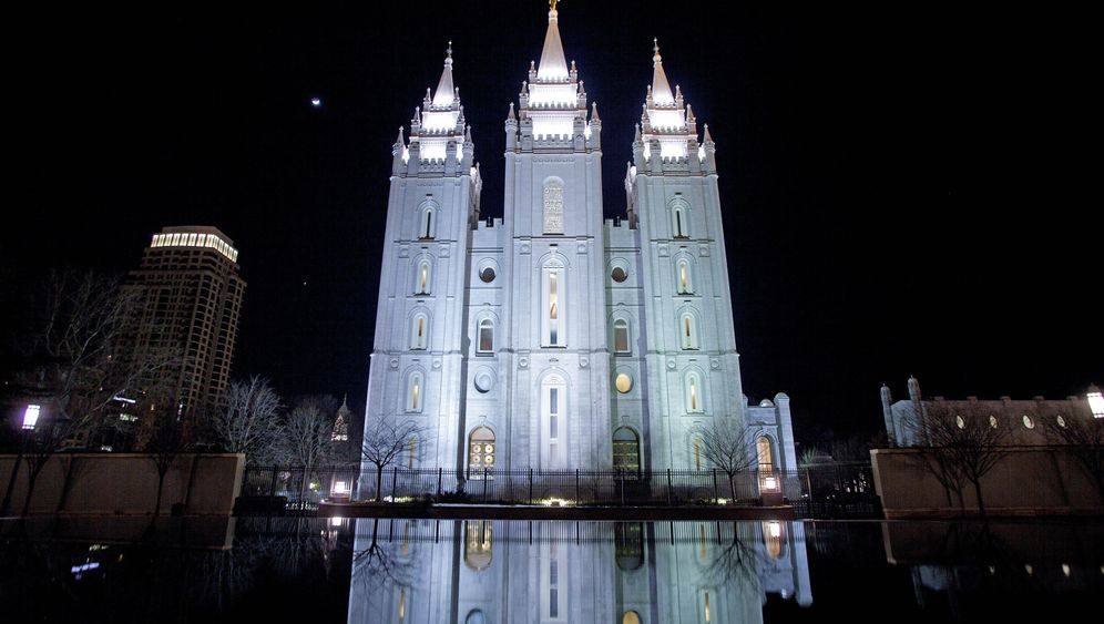 Mormonen-Ritual: Taufen für die Toten