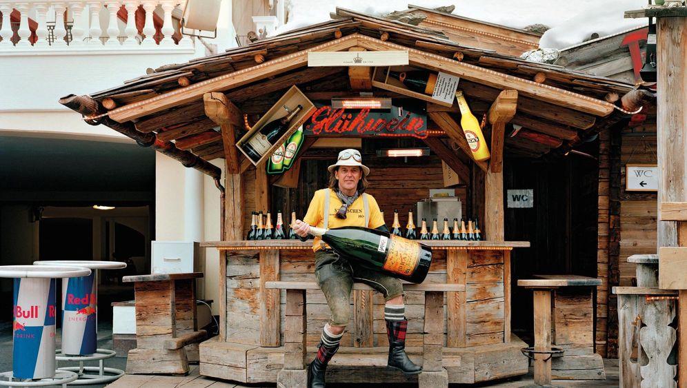 Alpen-Fotografie: Touristische Penetranz