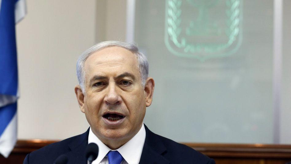 Israels Premier Netanjahu: Häuser palästinensischer Aktivisten beschossen