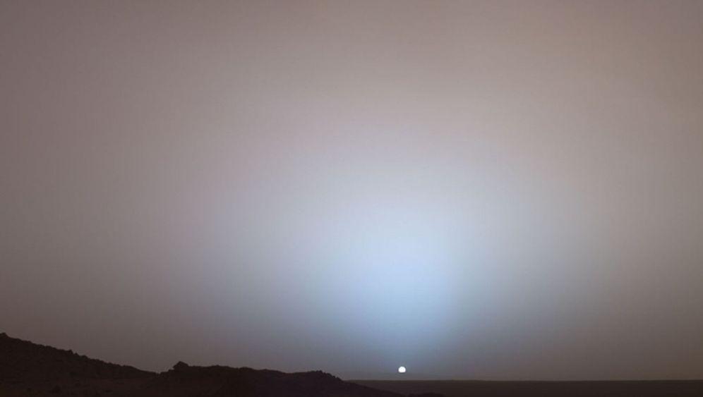 """Mars-Rover: Abschied von """"Spirit"""""""