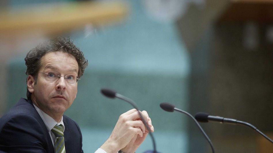 Euro-Gruppen-Chef Jeroen Dijsselbloem: Die Wahrheit, und nichts als die Wahrheit?