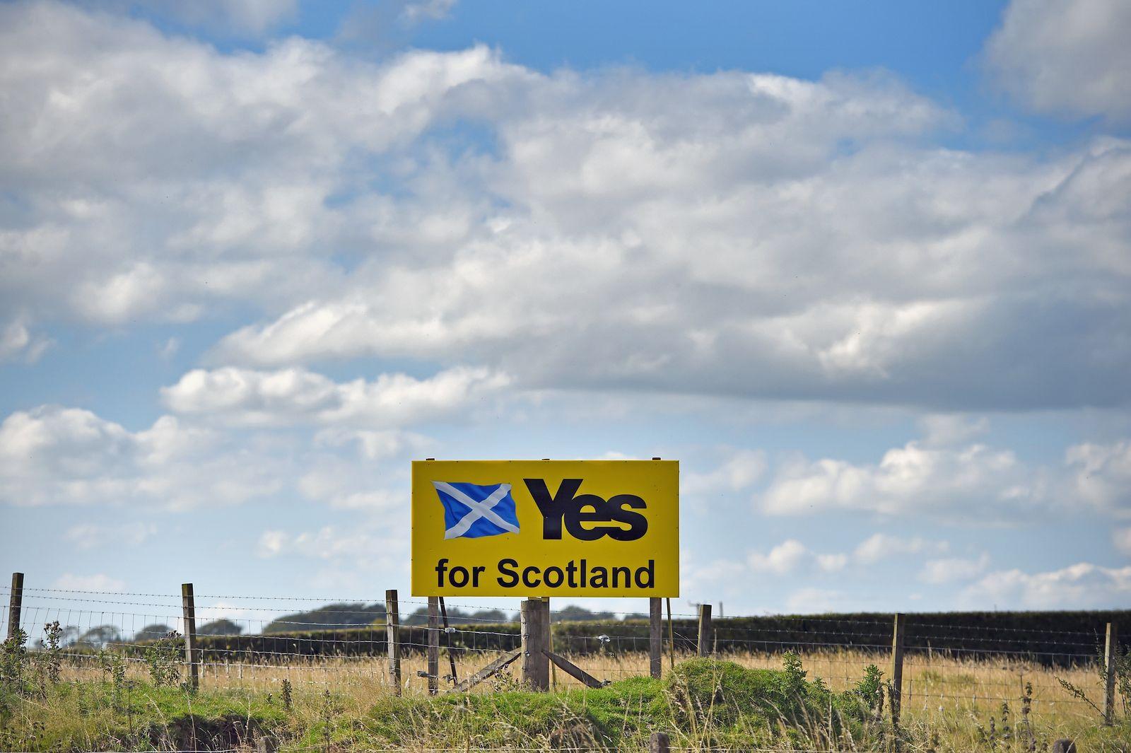 Schottland/ Referendum