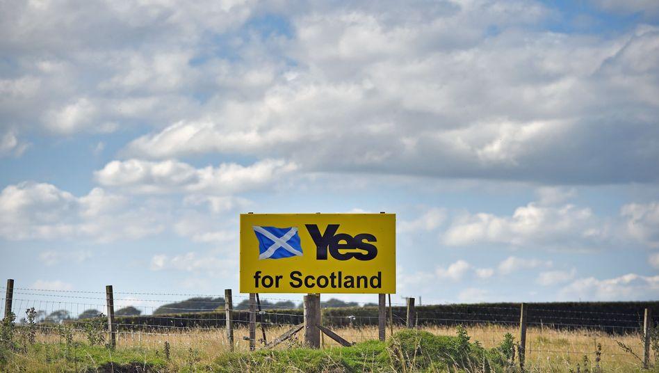 Referendum in Schottland: Wohin zieht es die Schotten?