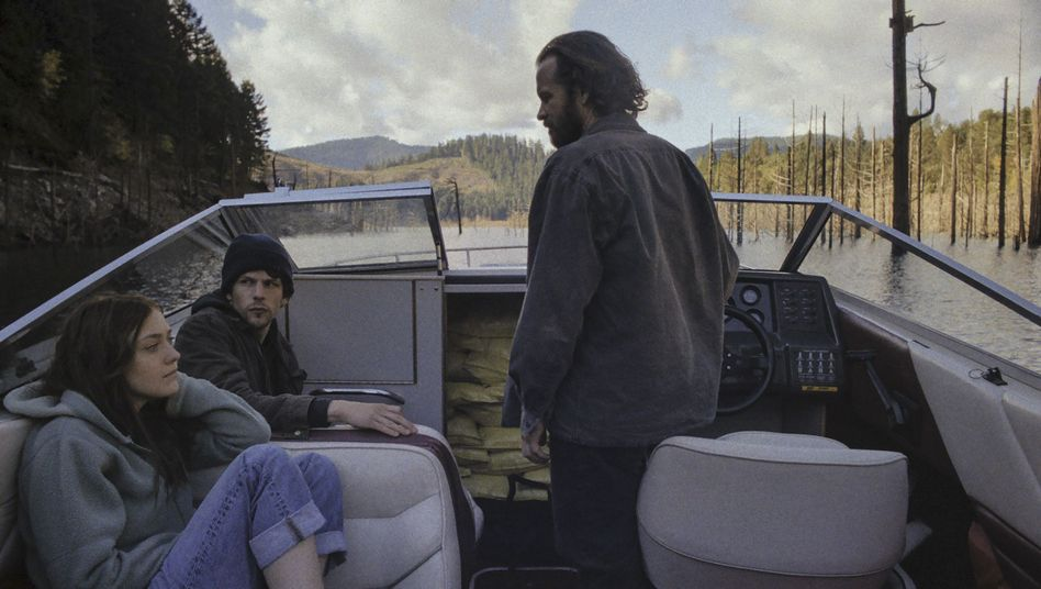 "Polit-Thriller ""Night Moves"": Ja sagen zur Bombe"