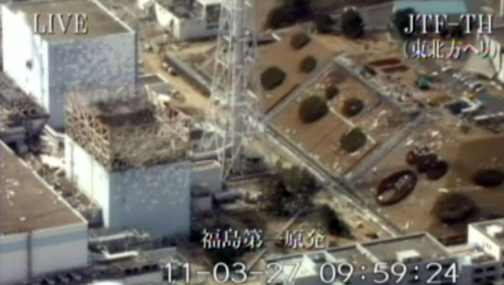 AKW Fukushima: Teilweise Kernschmelze in Reaktor 2