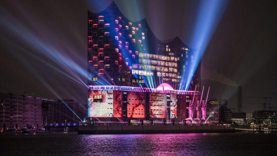 Eröffnungskonzert Elbphilharmonie: Ode an die Freude