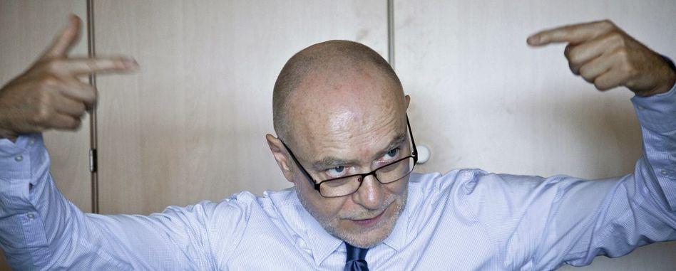 Verfassungsrechtler Di Fabio