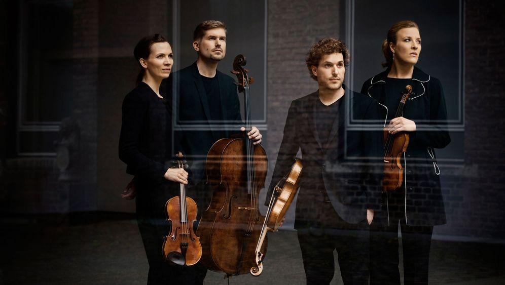 Kammermusik: Frischer Wind von flotten Streichern
