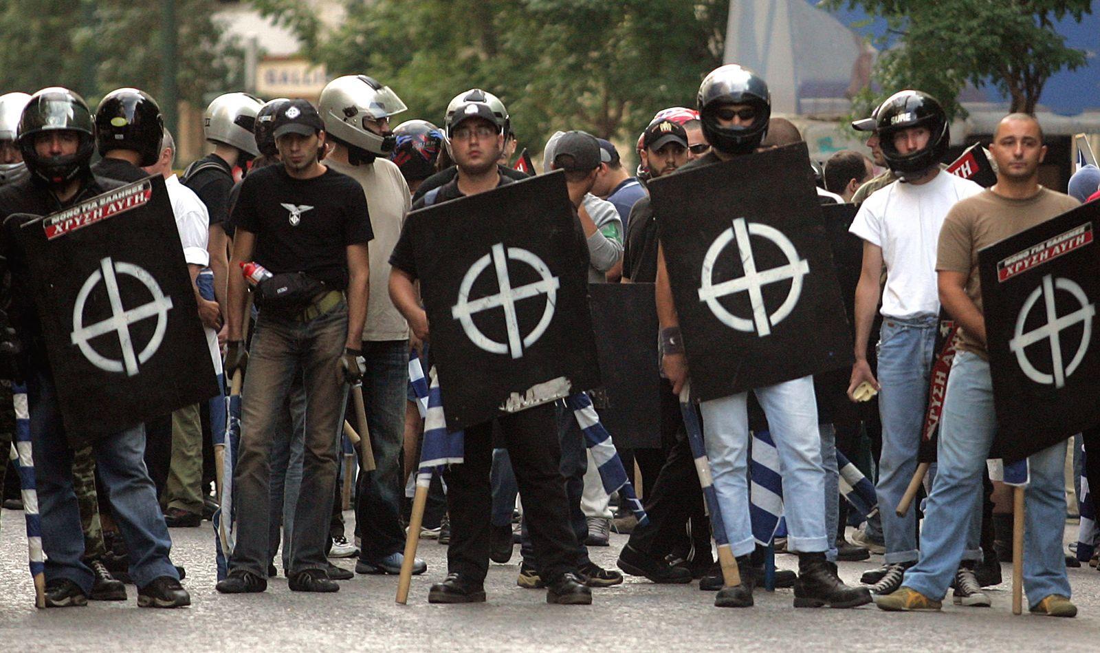 Chryssi Avgi/ Golden Dawn