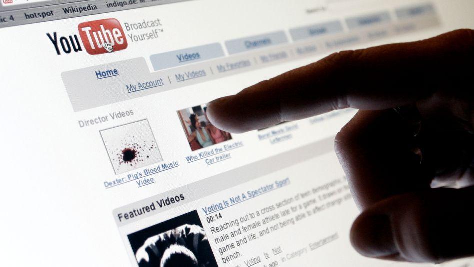 YouTube: Wer Videos auf seiner Website einbindet, haftet