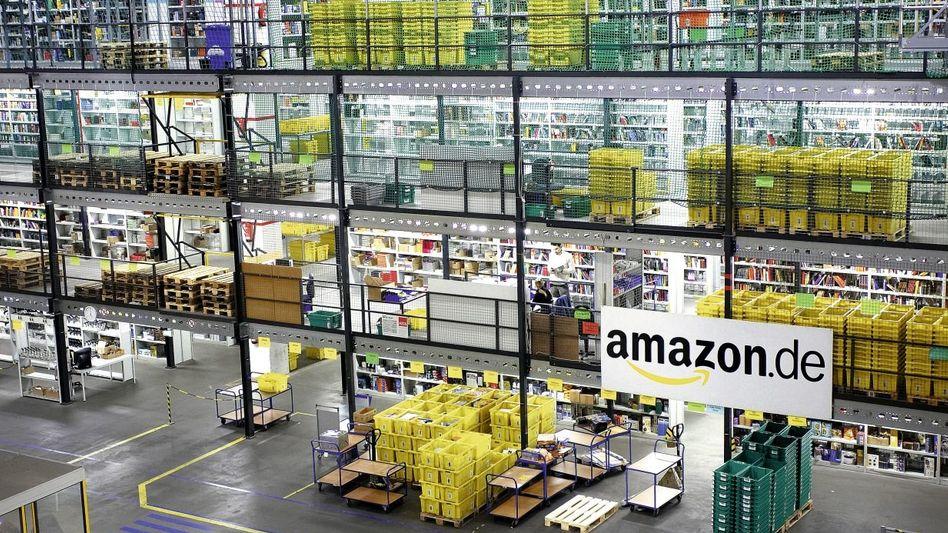 Amazon-Lager in Bad Hersfeld, ECE-Shoppingcenter in Oldenburg: »Wer glaubt, die Revolution habe schon stattgefunden, wird sich noch wundern«