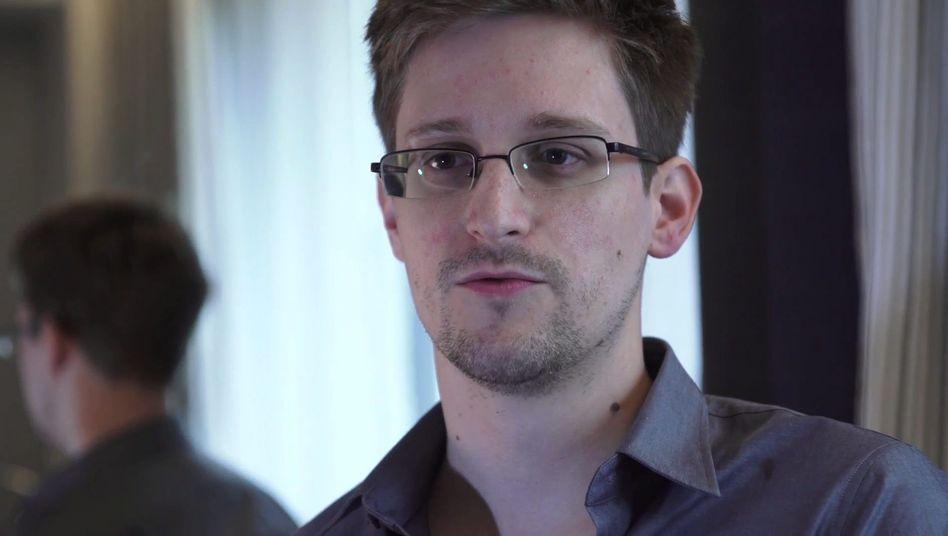Whistleblower Edward Snowden: Neue Anschuldigungen gegen US-Geheimdienst