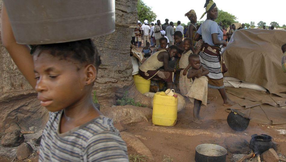 Uno-Millenniumsgipfel: Masterplan gegen Armut vor dem Aus